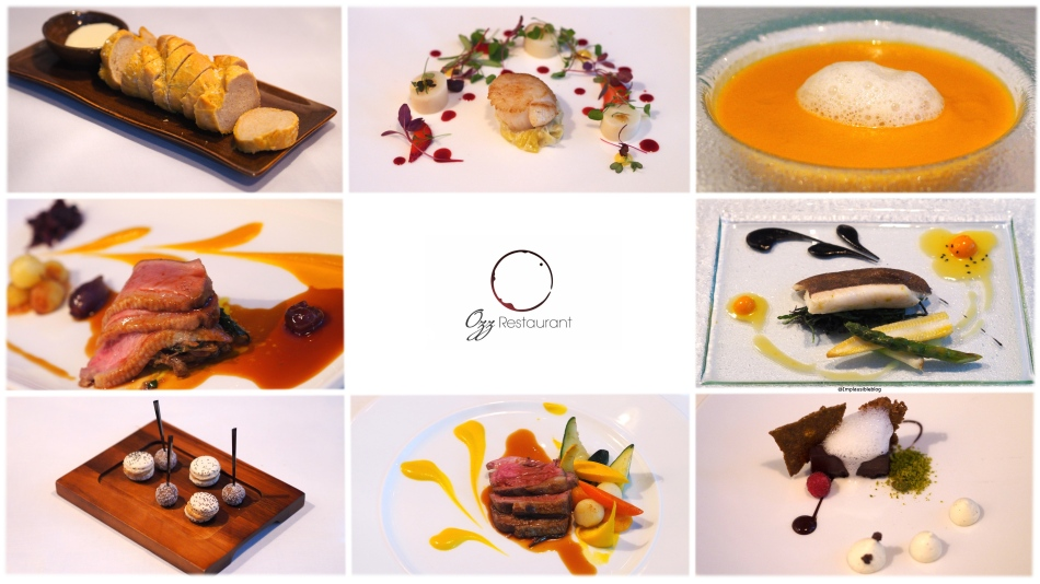 Ozz Restaurant Grid